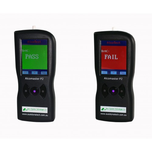 Pass or Fail Breath Test