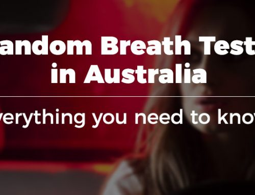 Random Breath Tests in Australia – Everything you need to know